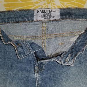 Paulina Jeans